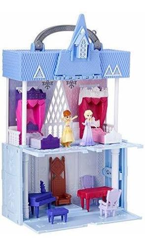 Set De Juguete Castillo De Arendelle Frozen De Disney