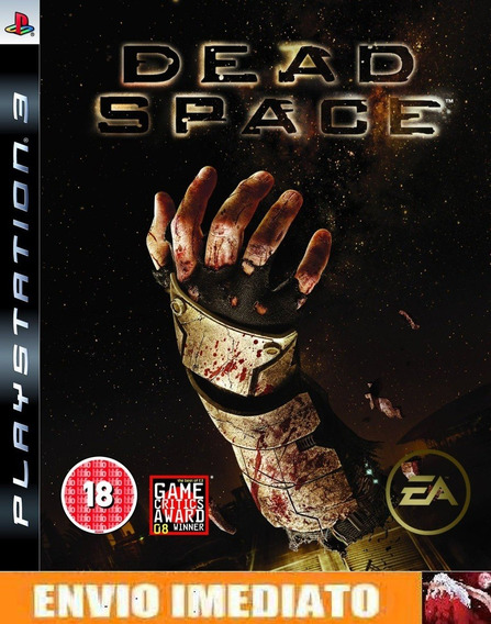 Dead Space + Amy - Ps3 - Cod Psn - Envio Imediato.