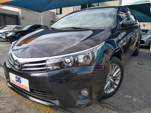 Imagem 1 de 11 de Toyota Corolla 2015 2.0 16v Xei Flex Multi-drive S 4p