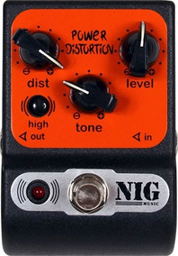 Pedal Nig Power Distortion Ppd - Pd0596