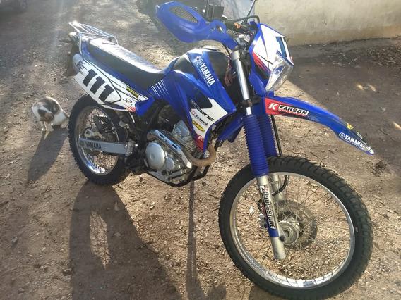 Yamaha Xtz 250 Azul