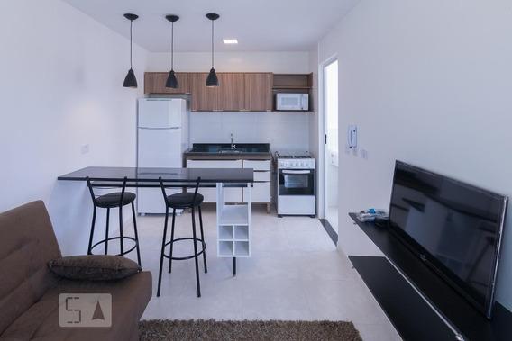 Apartamento Para Aluguel - Barra Funda, 1 Quarto, 32 - 893018111
