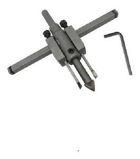 Furador Cerâmica Ajustável Broca Widea Bailarina 30 A 130mm