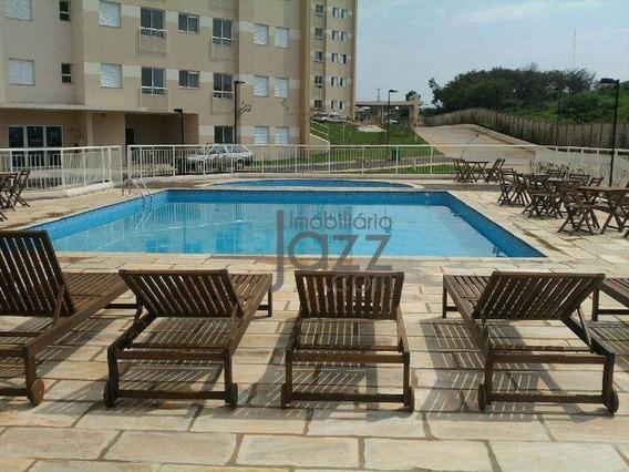 Apartamento Com 3 Dormitórios À Venda, 60 M² Por R$ 300.000 - Condomínio Vista Valley - Valinhos/sp - Ap2116