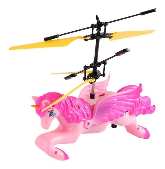 Quadricóptero Unicórnio Voador