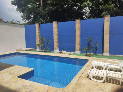 Casa Com 4 Dormitórios À Venda, 384 M² Por R$ 1.600.000,00 - Urbanova - São José Dos Campos/sp - Ca2278