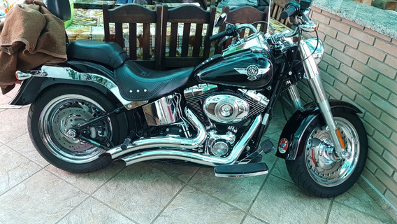 Harley Davidson Fat Boy 16.000km Impecavel