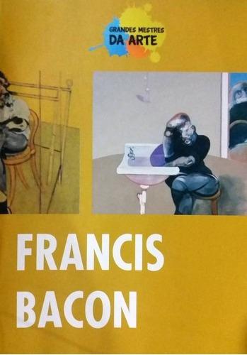 Imagem 1 de 1 de Dvd Francis Bacon - Grandes Mestres Da Arte + Brinde