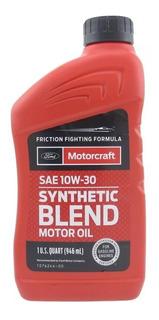 Aceite Motor 10w30 Semisintetico Motorcraft Original Spf