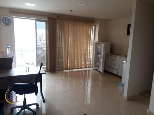 Sala Para Alugar, 37 M² Por R$ 1.390,00/mês - Vila Yara - Osasco/sp - Sa0128