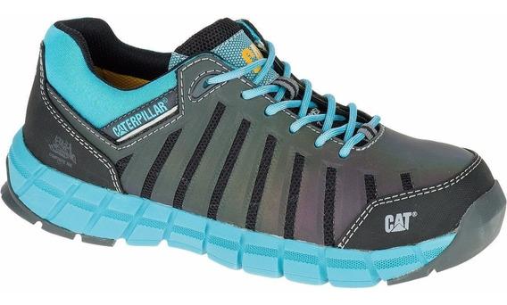 Zapatos Damas Caterpillar Cromática Composite Toe Pdh