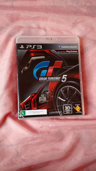 Gran Turismo 5 Ps3 - Jogo Playstation 3 Original