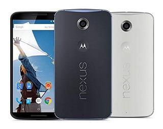 Smartphone Motorola Nexus 6 Midnight Blue 32gb - Lacrado