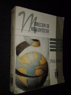 Direccion De Mercadotecnia Philip Kotler