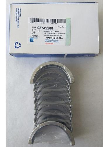 Conchas De Bancada Daewoo Cielo 1.6 .020 Orig. Gm
