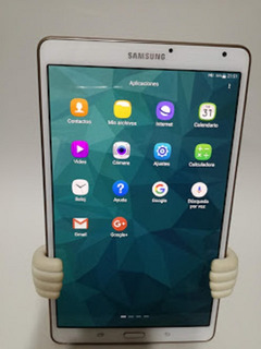 Tablet Samsung Galaxy Tabs Sm-700 8,4 3gb Ram Sup. Amoled