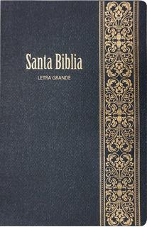 Biblia Grande Letra Grande Al Cafe Reina Valera 1960