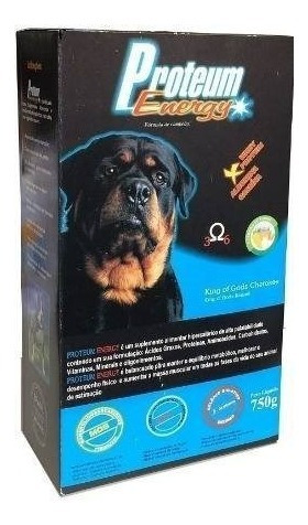 Proteum Energy - Cachorros Filhotes Rottweiller - Suplemento