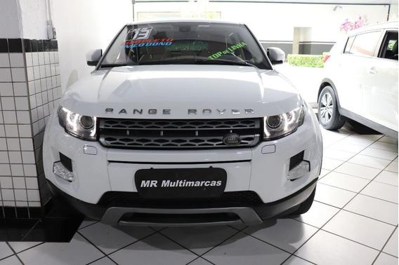 Land Rover Range Rover Evoque 2.0 Pure 4wd 16v 2013