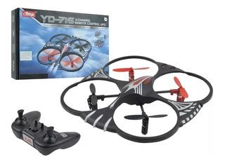 Drone Axis Yd-716 Led 2 Baterías - 360° Tsuy
