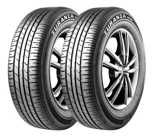 Pneu 195/55 R15 Bridgestone Er30 85h - Kit 2 Pneus