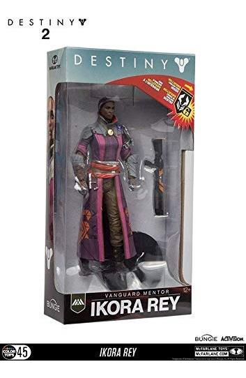 Ikora Rey Destiny 15cm Action Figure - Boneco De Ação