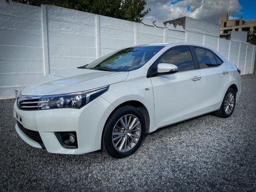 Toyota Corolla Seg 2016