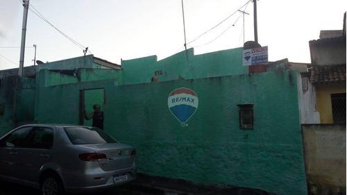 Casa Com 3 Dormitórios À Venda - Nossa Senhora De Nazaré - Natal/rn - Ca0150