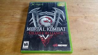 Mortal Kombat Deadly Alliance Xbox