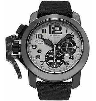 Reloj Graham Cronofighter 47mm 100% Nuevo Y Original