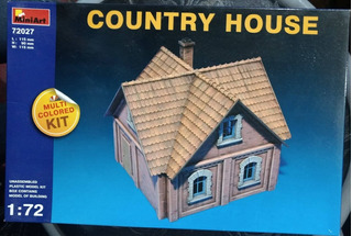 Miniart 1/72 Country House