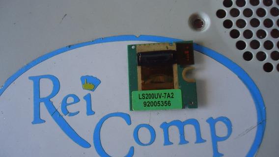 Placa Sensor Biometrico Notebook Dell