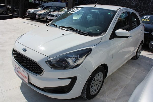 Ford Ka Se 1.0 12v Manual - Sem Entrada 60x 899,00