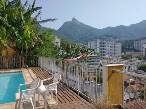 Casa À Venda, 350 M² - Laranjeiras - Rio De Janeiro/rj - Ca0036