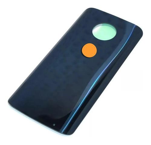Imagen 1 de 3 de Tapa Trasera Para Vidrio Motorola Moto G6 Alta Calidad