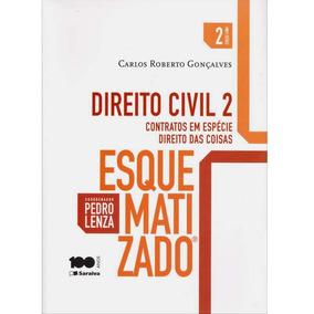 Direito Civil 2 Esquematizado - Carlos Roberto Gonçalves