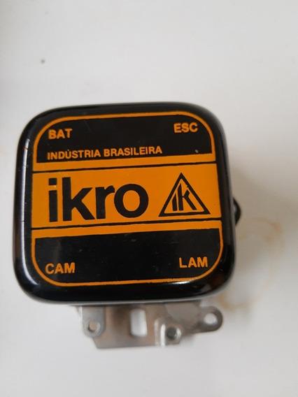 Regulador Voltagem Ik-282 Ikro 12 Volts Cbt Gordini Om-321