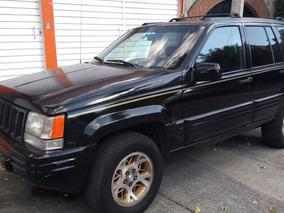 Jeep Grand Cherokee Limited V8 4x4 At