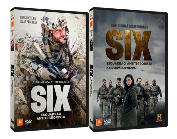 Série Six - Esquadrão Antiterrorista Temporadas 1 E 2