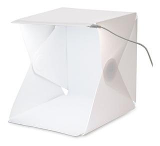 Estudio Plegable Photo Studio Softbox Caja De Luz Foto R3013