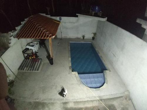 Casa Para Venda Em Itapecerica Da Serra, Itaquaciara, 3 Dormitórios, 1 Banheiro, 2 Vagas - 459_2-829848
