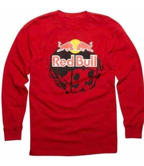 Fox Playera Red Bull Travis Pastrana