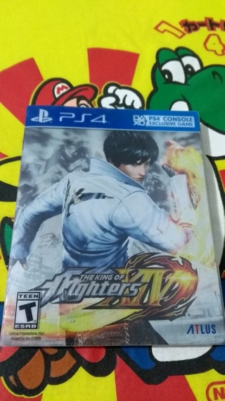 The King Of Fighters Xiv Steel Box