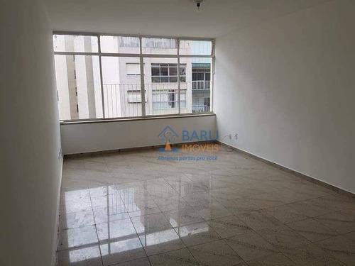 Imagem 1 de 27 de Apartamento Com 3 Dormitórios À Venda, 139 M² Por R$ 370.000,00 - Bom Retiro - São Paulo/sp - Ap65230