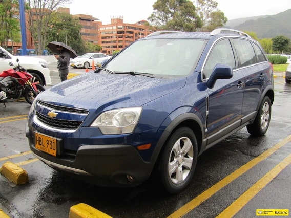 Chevrolet Captiva Sport At 2400cc Aa Ab Abs