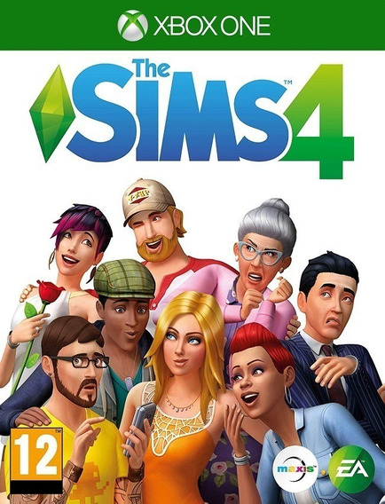 The Sims 4 Xbox One - 25 Dígitos (envio Flash)