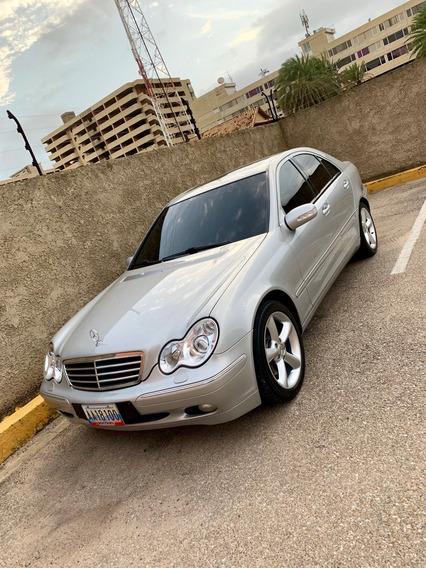 Mercedes-benz Clase C Elegace 2002