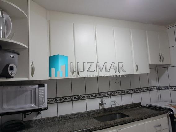 Oportunidade Apartamento De Frente Para O Metro Campo Limpo - 112l