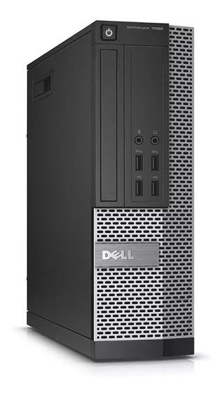 Computador Pc Dell Optiplex 9020, Core I5, 16gb, Hd 500gb