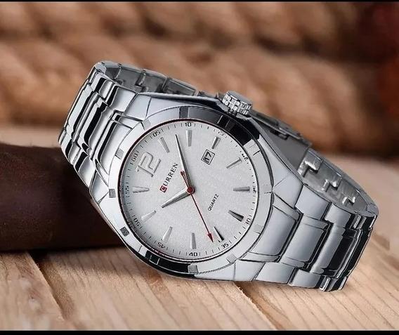 Relógio Masculino Curren Original Pronta Entrega S.49